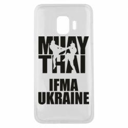 Чехол для Samsung J2 Core Muay Thai IFMA Ukraine