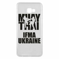 Чехол для Samsung J4 Plus 2018 Muay Thai IFMA Ukraine