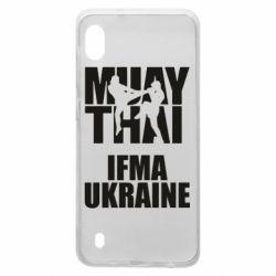 Чехол для Samsung A10 Muay Thai IFMA Ukraine