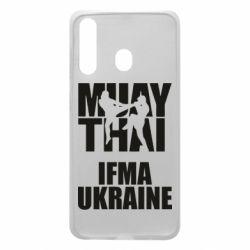 Чехол для Samsung A60 Muay Thai IFMA Ukraine