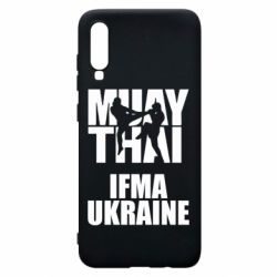Чехол для Samsung A70 Muay Thai IFMA Ukraine