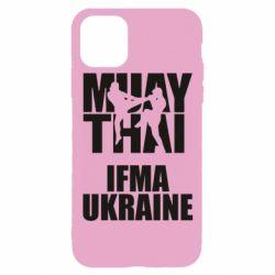 Чехол для iPhone 11 Pro Muay Thai IFMA Ukraine