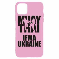 Чехол для iPhone 11 Pro Max Muay Thai IFMA Ukraine