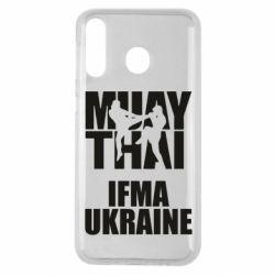 Чехол для Samsung M30 Muay Thai IFMA Ukraine