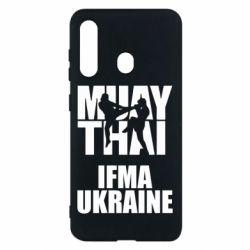 Чехол для Samsung M40 Muay Thai IFMA Ukraine