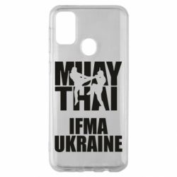 Чехол для Samsung M30s Muay Thai IFMA Ukraine