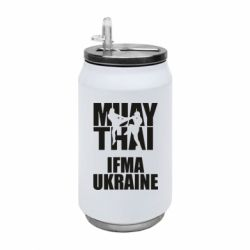 Термобанка 350ml Muay Thai IFMA Ukraine