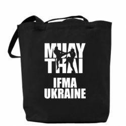Сумка Muay Thai IFMA Ukraine