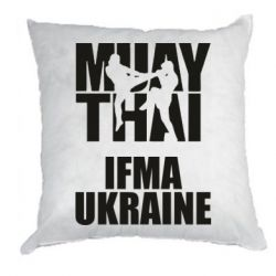 Подушка Muay Thai IFMA Ukraine