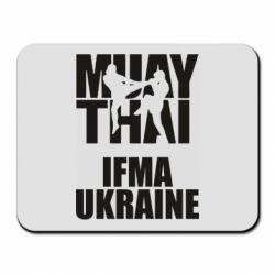 Коврик для мыши Muay Thai IFMA Ukraine