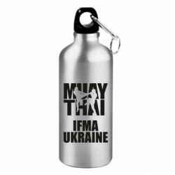 Фляга Muay Thai IFMA Ukraine
