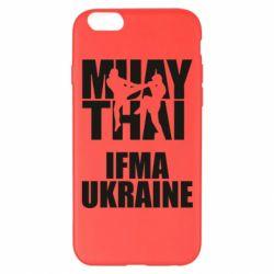 Чехол для iPhone 6 Plus/6S Plus Muay Thai IFMA Ukraine