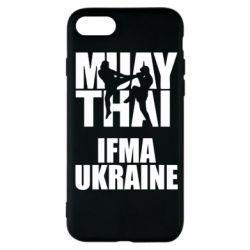 Чехол для iPhone 7 Muay Thai IFMA Ukraine