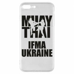 Чехол для iPhone 7 Plus Muay Thai IFMA Ukraine