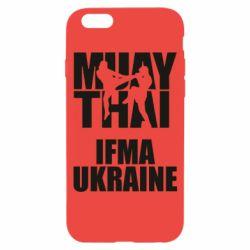 Чехол для iPhone 6/6S Muay Thai IFMA Ukraine