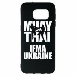 Чехол для Samsung S7 EDGE Muay Thai IFMA Ukraine