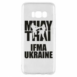Чехол для Samsung S8 Muay Thai IFMA Ukraine
