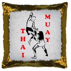 Подушка-хамелеон Muay Thai Jump