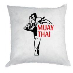 Подушка Muay Thai kick - FatLine