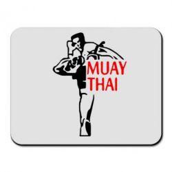 Коврик для мыши Muay Thai kick - FatLine