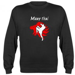 Реглан Muay Thai Lion - FatLine