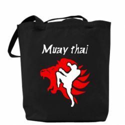 Сумка Muay Thai Lion