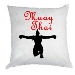 Подушка Muay Thai Logo - FatLine