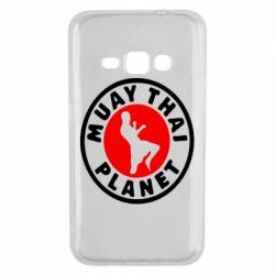 Чохол для Samsung J1 2016 Muay Thai Planet