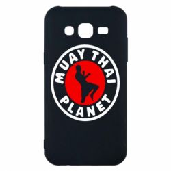 Чохол для Samsung J5 2015 Muay Thai Planet