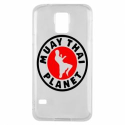 Чохол для Samsung S5 Muay Thai Planet