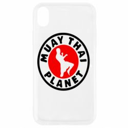 Чохол для iPhone XR Muay Thai Planet