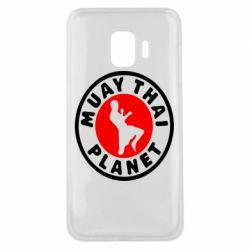 Чохол для Samsung J2 Core Muay Thai Planet