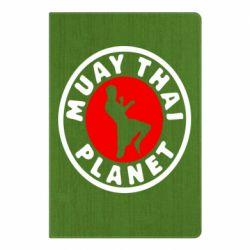 Блокнот А5 Muay Thai Planet