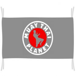 Прапор Muay Thai Planet