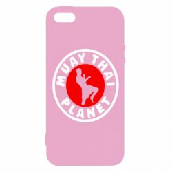 Чохол для iphone 5/5S/SE Muay Thai Planet