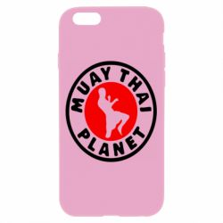 Чохол для iPhone 6/6S Muay Thai Planet
