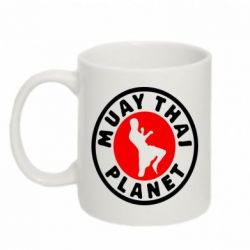 Кружка 320ml Muay Thai Planet