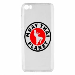 Чохол для Xiaomi Mi5/Mi5 Pro Muay Thai Planet