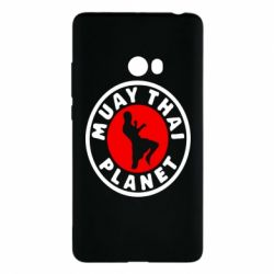 Чохол для Xiaomi Mi Note 2 Muay Thai Planet