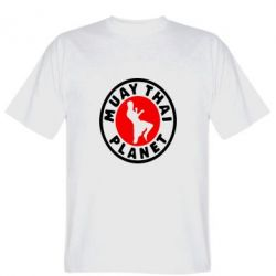 Чоловіча футболка Muay Thai Planet