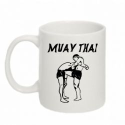 Кружка 320ml Muay Thai Спарринг - FatLine