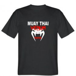 Футболка Muay Thai Venum Fighter