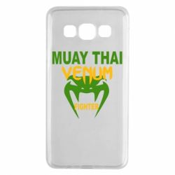 Чехол для Samsung A3 2015 Muay Thai Venum Fighter