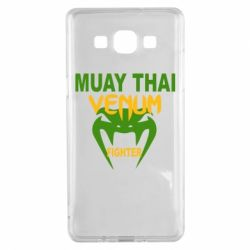 Чехол для Samsung A5 2015 Muay Thai Venum Fighter