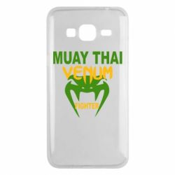 Чехол для Samsung J3 2016 Muay Thai Venum Fighter
