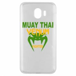 Чехол для Samsung J4 Muay Thai Venum Fighter