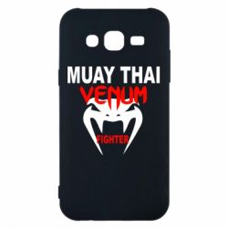 Чехол для Samsung J5 2015 Muay Thai Venum Fighter