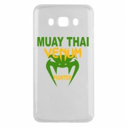 Чехол для Samsung J5 2016 Muay Thai Venum Fighter