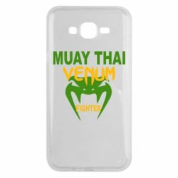 Чехол для Samsung J7 2015 Muay Thai Venum Fighter