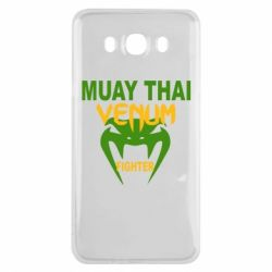 Чехол для Samsung J7 2016 Muay Thai Venum Fighter
